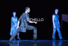 "work: ""Othello"" - Aalto Ballett Essen"
