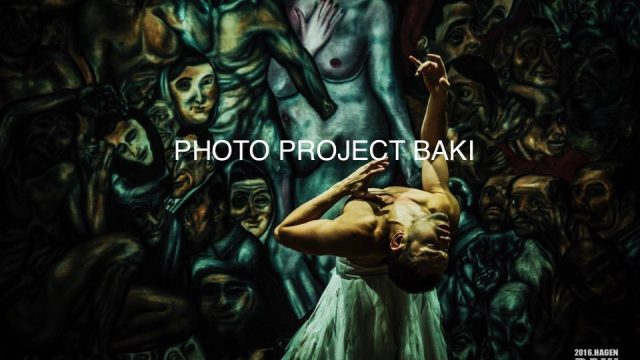 "Photography Project ""Baki"""