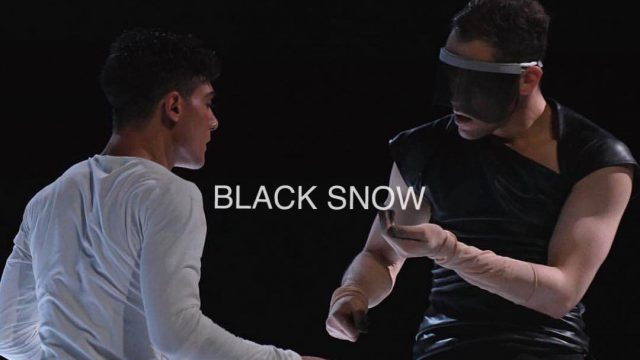 "work: ""Black Snow"" - Ballett Hagen"