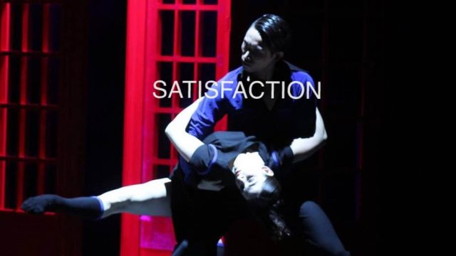 "work: ""Satisfaction"" - Ballett Hagen"