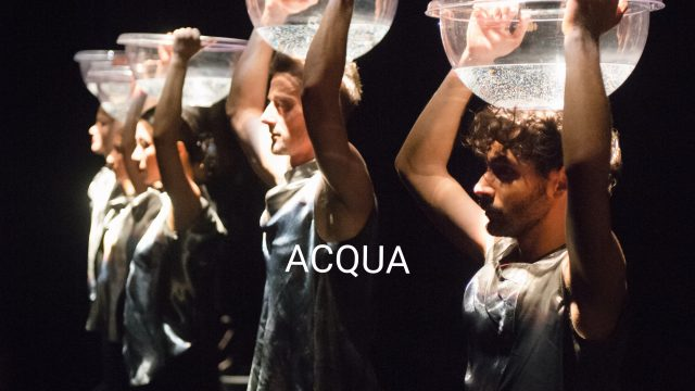 "work:""Acqua""- Ballet Theater Ulm"