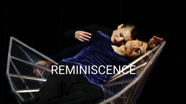 "work: ""Reminiscence"" Ballet Theater Augsburg"