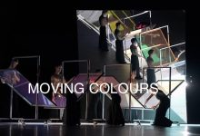 "work: ""Moving Colours"" Ballet Aalto Theater Essen"